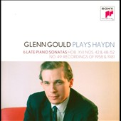 Haydn: 6 Late Piano Sonatas, Hob. XVI/ nos 42, 48-52 / Glenn Gould, piano