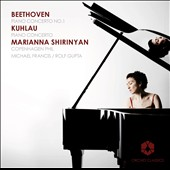 Beethoven: Piano Concerto no 1; Kuhlau: Piano Concerto / Marianna Shirinyan, piano