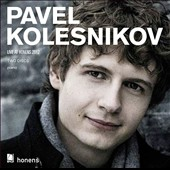 Pavel Kolesnikov (piano): Live at Honens 2012 - Music of Beethoven