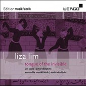 Liza Lim: Tongue of the Invisible / Uri Caine, piano; Omar Ebrahim, baritone