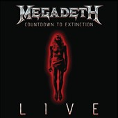 Megadeth: Countdown to Extinction: Live [Video]