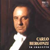 Carlo Bergonzi in Concert / Vincent Scalera