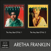 Aretha Franklin: Very Best of Aretha Franklin [Warner]