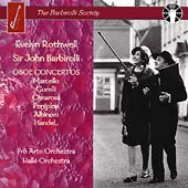 The Barbirolli Society - Oboe Concertos Vol 1 / Rothwell
