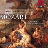 Mozart: Piano Concertos no 17, 19, 21 and 25, etc / Ambache