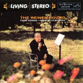 The Reiner Sound - Ravel: Rapsodie Espagnole; Pavane; Rachmaninov: Isle of the Dead / Reiner, Chicago SO