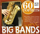 Various Artists: 60 Top Hits Big Bands