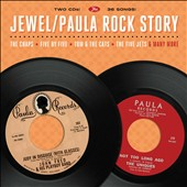 Various Artists: The Jewel/Paula Rock Story