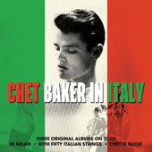 Chet Baker (Trumpet/Vocals/Composer): In Italy [10/2]