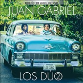 Juan Gabriel: Los Duo 2 [CD/DVD]