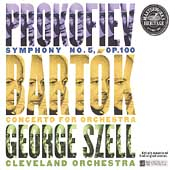 HERITAGE  Prokofiev: Symphony no 5;  Bart&#243;k / George Szell