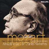 Mozart: Piano Concertos no 20 & 24 / Alfred Brendel, et al