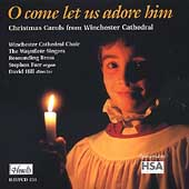 O come let us adore him /Hill, Farr, Resounding Brass, et al