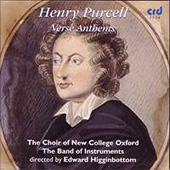 Purcell: Verse Anthems / Higginbottom, et al