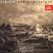 Fibich: String Quartets, etc / Panocha Quartet