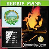 Herbie Mann: Mellow/Hold On, I'm Coming