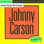 Johnny Carson: Johnny Carson on Comedy