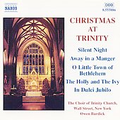 Christmas at Trinity / Burdick, The Choir of Trinity Church