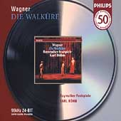 Philips 50 - Wagner: Die Walk&uuml;re / B&ouml;hm, Bayreuth Festival