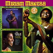 Miriam Makeba: An Evening with Belafonte/Makeba/The Magic of Makeba