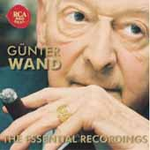 Red Seal - Gu&#252;nter Wand - The Essential Recordings
