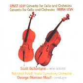E. Levy, F. Levy: Concertos for Cello and Orchestra / Maull