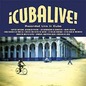 Various Artists: Cubalive!: Recorded Live in Cuba