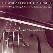 R. Strauss, Tchaikovsky / Harrell, Schwarz, Royal Liverpool