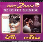 Teddy Pendergrass: Back 2 Back [Double Play]