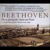 Beethoven: Sonatas for Violin & Piano / Frank