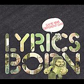 Lyrics Born: Same !@#$ Different Day