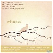 Witness - Lombardo, Gardner, et al / Freeman, Czech NSO