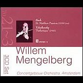 Bach, Tchaikovsky / Mengelberg, Concertgebouw Orchestra