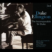 Duke Ellington: Incomparable Sir Duke [Box]