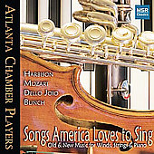Songs America Loves to Sing - Mozart, et al / Lynn, Ritchie