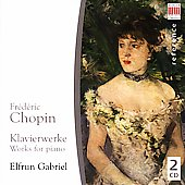 Chopin: Works for Piano / Elfrun Gabriel