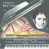 Beethoven: Early Piano Concertos / T&ouml;pel, Enkemeyer, et al
