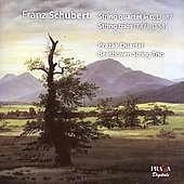 Schubert: String Quartet no 15, etc / Prazák String Quartet, et al