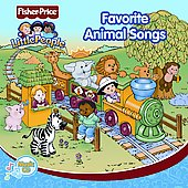 Fisher-Price: Little People: Favorite Animal Songs