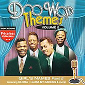 Various Artists: Doo Wop Themes, Vol. 5: Girls, Pt. 5