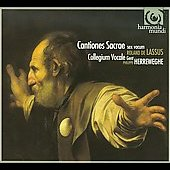 Lassus: Cantiones sacrae &agrave; 6 / Herreweghe, Ghent Collegium Vocale