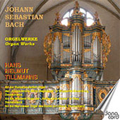Bach: Organ Works Vol 14 / Hans Helmut Tillmanns