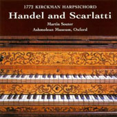Handel and Scarlatti / Martin Souter