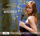 The French-Polish Album / Joanna Wronko, Frank van de Laar, et al