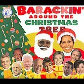 Capitol Steps: Barackin' Around the Christmas Tree [Digipak]