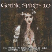 Various Artists: Gothic Spirits, Vol. 10