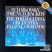 Tchaikovsky: Nutcracker - Excerpts / Ormandy, Philadelphia