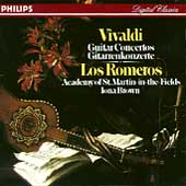 Vivaldi: Guitar Concertos / Los Romeros, Brown, ASMF