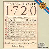 Greatest Hits of 1720 / Richard Kapp, Philharmonia Virtuosi