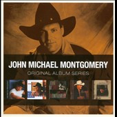 John Michael Montgomery: Original Album Series [Box] *